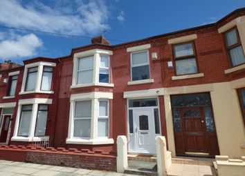 Thumbnail 3 bed property to rent in Ivernia Road, Walton, Liverpool