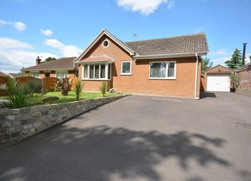 Thumbnail 3 bed detached bungalow for sale in Hall Road, Blundeston, Lowestoft