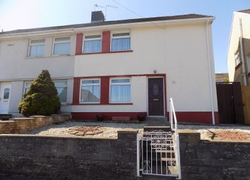 Thumbnail 3 bed semi-detached house for sale in Bwlch Road, Cimla, Neath, Neath Port Talbot.