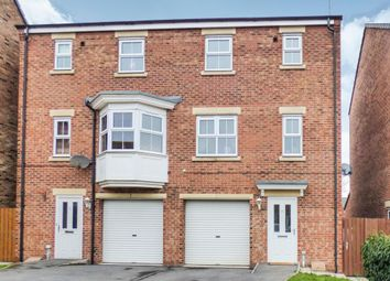 Thumbnail Semi-detached house for sale in Beaumont Court, Pegswood, Morpeth
