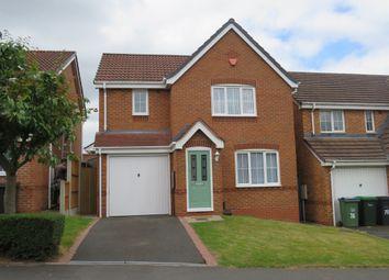 Thumbnail 3 bed detached house for sale in Trafalgar Road, Tividale, Oldbury