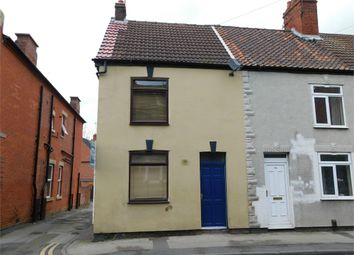 Thumbnail 3 bed end terrace house to rent in Potter Street, Worksop, Nottinghamshire