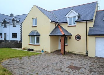 Thumbnail 5 bedroom detached house for sale in The Glades, Rosemarket, Milford Haven
