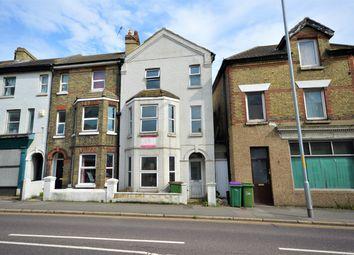 Thumbnail 4 bed terraced house for sale in Black Bull Road, Folkestone, Kent