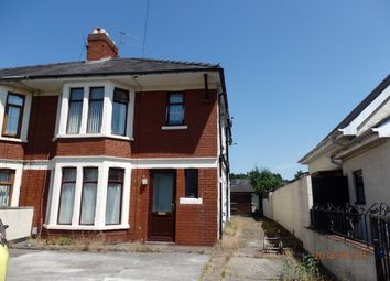 Thumbnail 1 bed duplex to rent in Pantbach Road, Cardiff
