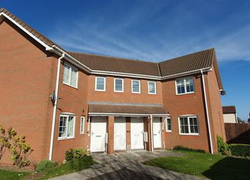 Thumbnail 2 bed flat for sale in Stableford Close, Shepshed, Leicestershire