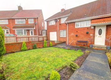 Thumbnail 3 bed semi-detached house for sale in Trimdon Grove, Wrekenton, Gateshead