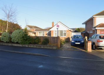 Thumbnail 2 bed detached bungalow for sale in Berkeley Close, Hill Head, Fareham