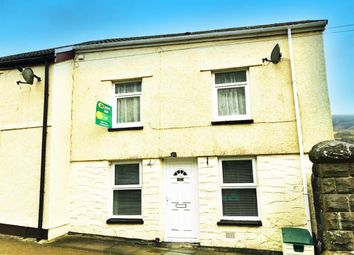 Thumbnail 2 bed end terrace house to rent in Chapel Street, Troedyrhiw, Merthyr Tydfil