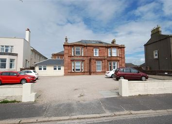 Thumbnail 2 bed flat for sale in South Crescent Road, Ardrossan