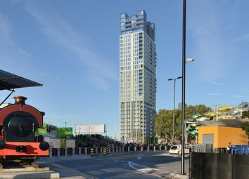 Thumbnail 1 bed flat for sale in Great Eastern Road, London