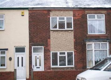Thumbnail 2 bed property to rent in Top Road, Calow, Chesterfield, Derbyshire