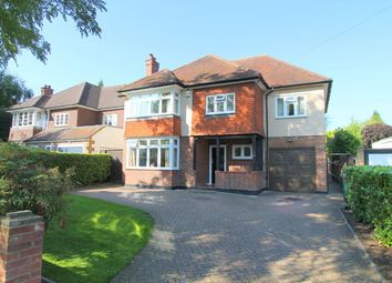 Thumbnail 5 bed detached house for sale in Boundary Road, Carshalton
