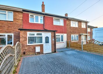 Thumbnail 3 bed terraced house for sale in Charles Street, St. Neots, Cambridgeshire