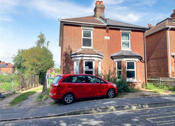 Thumbnail 2 bed semi-detached house for sale in Tremona Road, Southampton, Hampshire