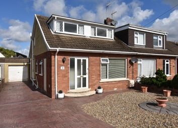 Thumbnail 4 bed bungalow to rent in Heol Croesty, Pencoed, Bridgend