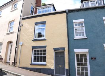 Thumbnail 2 bed terraced house for sale in Wye Street, Ross-On-Wye