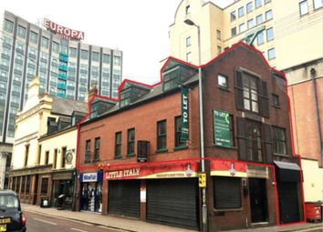 Thumbnail Restaurant/cafe to let in 13-17 Amelia Street, Belfast