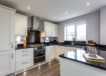 "Thumbnail 4 bed detached house for sale in ""Cambridge"" at Birmingham Road, Bromsgrove"