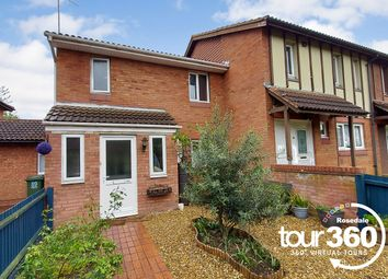 Thumbnail 3 bed terraced house for sale in Ploverly, Peterborough