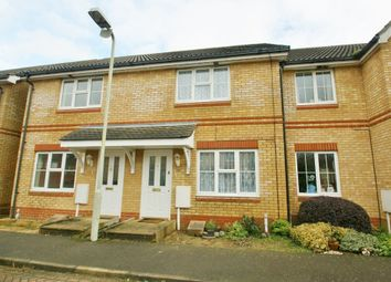 Thumbnail 2 bed terraced house to rent in Kestrel Close, Kingsnorth, Ashford