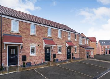 Thumbnail 2 bed end terrace house for sale in Raven Crag Close, Carlisle