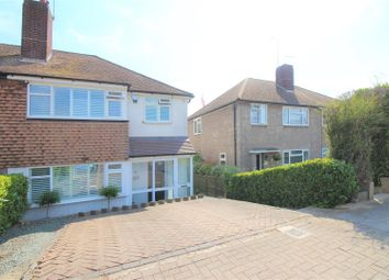 Thumbnail 3 bed property for sale in Lockesley Drive, Orpington