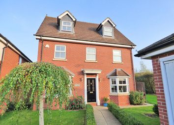 Thumbnail 5 bed detached house for sale in Wake Way, Grange Park, Northampton
