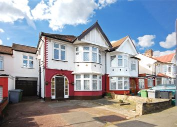 Thumbnail 4 bed semi-detached house for sale in Park View Road, London