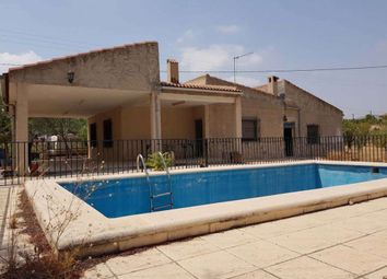 Thumbnail 5 bed finca for sale in Crevillente, Alicante, Valencia, Spain