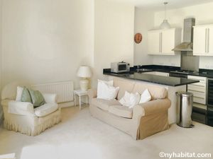 Thumbnail 1 bed flat to rent in Fulham Road, Parsons Green / Fulham
