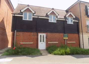 Thumbnail 2 bedroom property for sale in Torun Way, Swindon