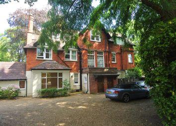 Thumbnail 2 bed flat to rent in Egerton Road, Weybridge