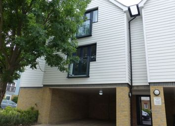 Thumbnail 2 bed flat to rent in Westmeads Road, Whitstable