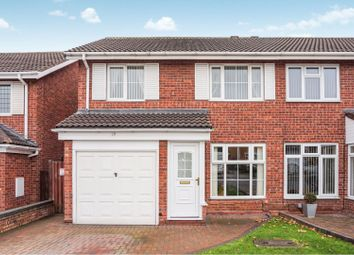 Thumbnail 3 bed semi-detached house for sale in Oversley Road, Sutton Coldfield