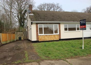 Thumbnail 2 bed semi-detached bungalow to rent in Ascot Close, Benfleet
