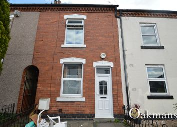 Thumbnail 3 bedroom terraced house for sale in Winnie Road, Birmingham, West Midlands.