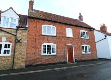 Thumbnail 3 bed cottage for sale in 1 Chapel Lane, Folkingham, Sleaford, Lincolnshire