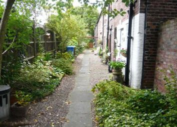 Thumbnail 1 bed terraced house to rent in Station Road, Cheadle, Cheshire