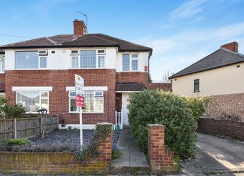 Thumbnail 3 bed semi-detached house for sale in Abinger Gardens, Isleworth