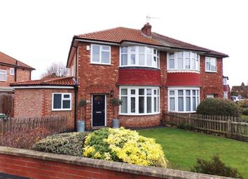3 bed semi-detached house for sale in Acacia Avenue, Birstall, Leicester, Leicestershire LE4