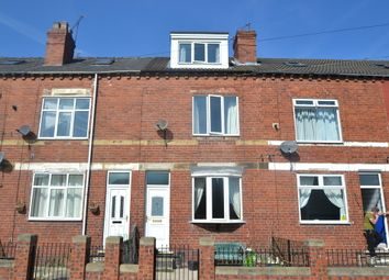 Thumbnail 3 bed terraced house for sale in Spring Terrace, South Elmsall, Pontefract