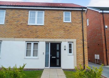 Thumbnail 3 bed semi-detached house to rent in Coppice Place, Newcastle Upon Tyne
