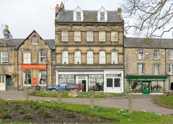 Thumbnail 2 bed flat for sale in High Street, Rothbury, Northumberland