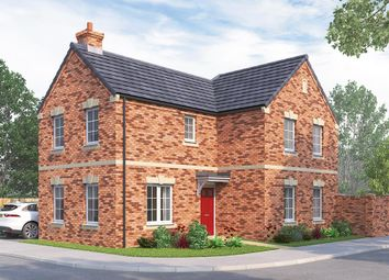 """4 bed detached house for sale in """"The Hartlebury"""" at Steeplechase Way, Market Harborough LE16"""