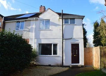 Thumbnail 3 bed end terrace house for sale in Dovehouse Fields, Off Chapel Lane, Lichfield, Staffordshire
