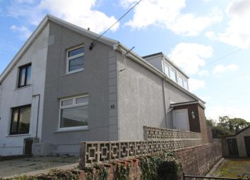 3 bed semi-detached house for sale in Highfield Road, Twyn, Ammanford SA18