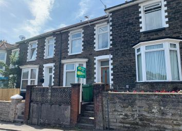 Thumbnail 3 bed terraced house for sale in Wood Road, Treforest, Pontypridd