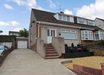Thumbnail 3 bed property to rent in Treharne Drive, Pen-Y-Fai, Bridgend