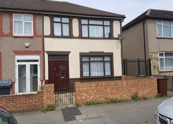 Thumbnail 3 bed end terrace house to rent in Victorian Road, Dagenham